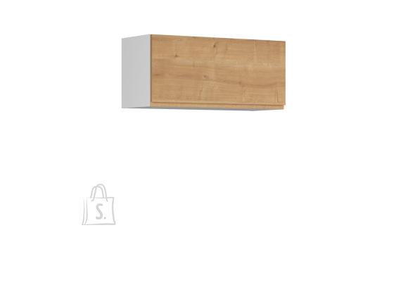 Nordic Ülemine köögikapp uksega Bergen 80x36 parem tamm