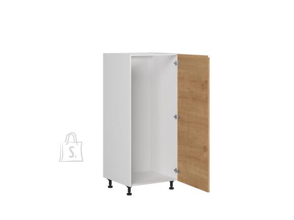 Nordic Integreeritava külmiku kapp Bergen 60x143 cm parem tamm