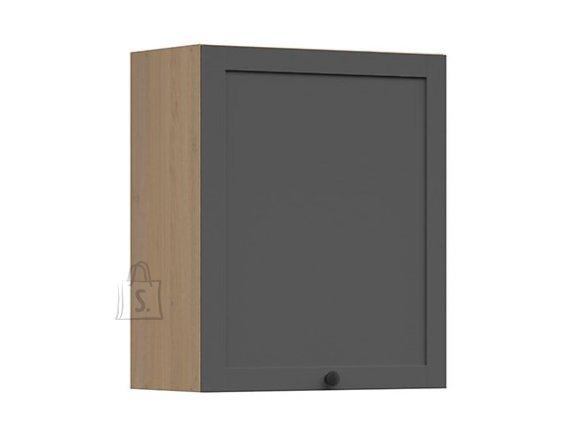 Nordic Ülemine köögikapp uksega Lund 60x72 grafiit