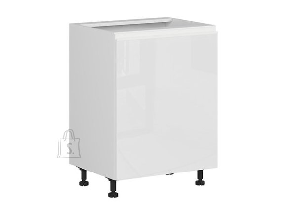 Nordic Alumine köögikapp 60x82 cm vasak