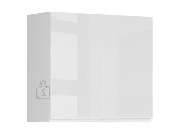 Nordic Ülemine nõudekapp 2 uksega 60x72 cm