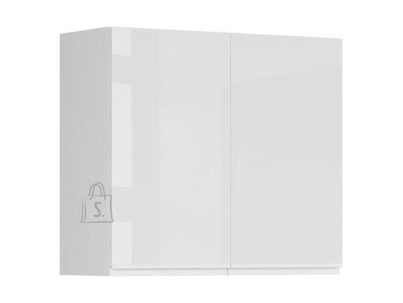 Nordic Ülemine köögikapp 2 uksega 80x72 cm