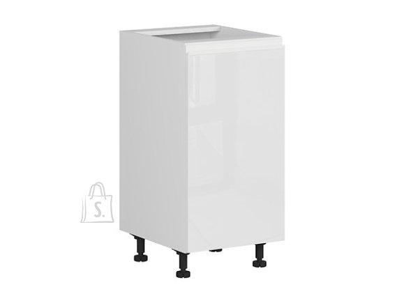 Nordic Alumine köögikapp uksega 40x82 cm vasak