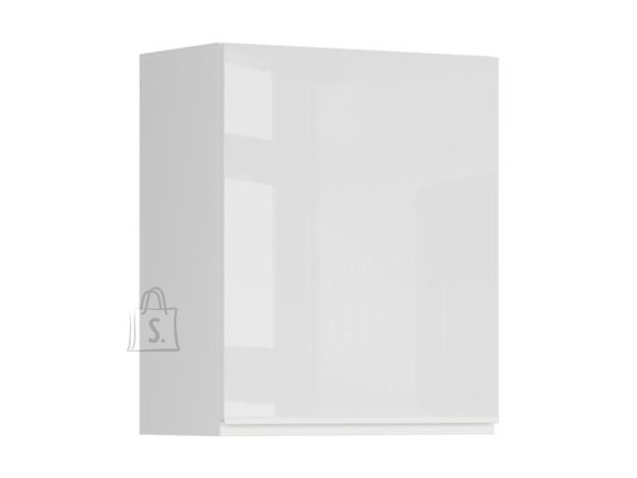 Nordic Ülemine köögikapp uksega 60x72 cm vasak