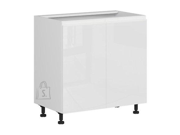 Nordic Alumine köögikapp 2 uksega 80x82 cm