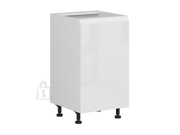 Nordic Alumine köögikapp uksega 45x82 cm vasak