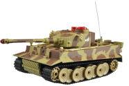 Raadioteel juhitav tank German Tiger RTR 1:24, 27 cm