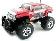 Raadioteel juhitav auto Hummer 1:12, 43 cm