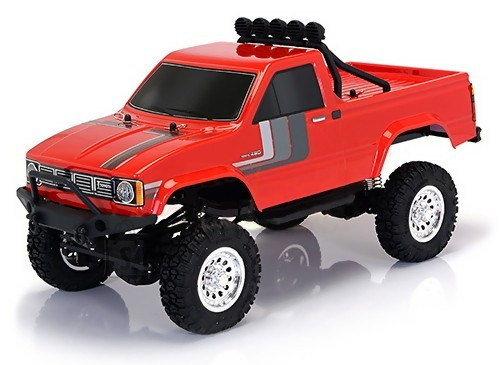 Raadioteel juhitav maastikuauto Thunder Tiger Toyota Hilux 4WD, 1:12