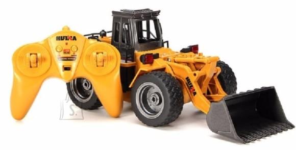 Raadioteel juhitav buldooser Die Cast 4WD 27/40MHz 1:14, 35cm