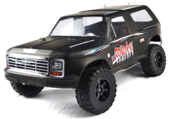 Raadioteel juhitav maastikuauto Coyote EBD 4WD 2.4GHz 1:10, 52cm