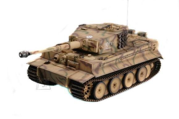Raadioteel juhitav tank Trumpeter German Tiger I 1:16, 50 cm