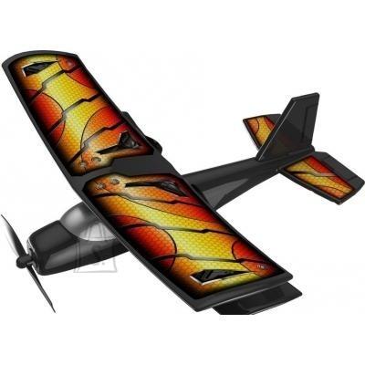 Silverlit Raadioteel juhitav lennuk Samolot X-Twin 2.4GHz, 24.4 cm
