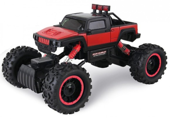Raadioteel juhitav auto Rock Crawler 4WD 1:14, 33 cm