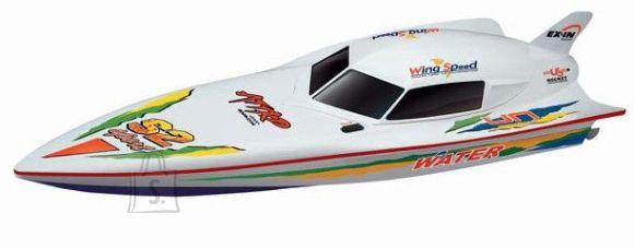 Raadioteel juhitav mootorpaat Wing Speed Water, 72.8 cm