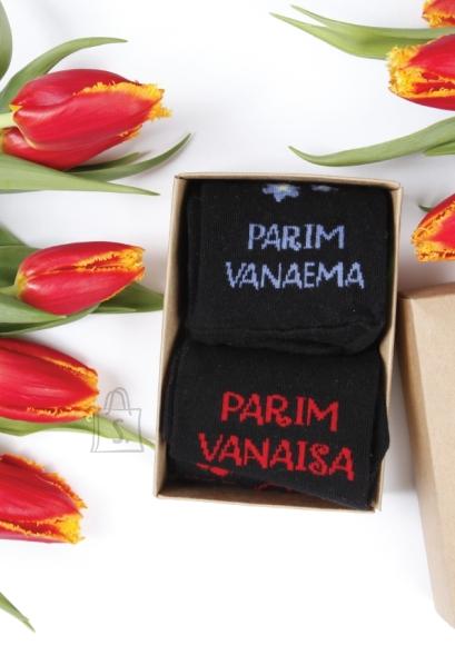 PARIM VANAEMA ja PARIM VANAISA kinkekarp