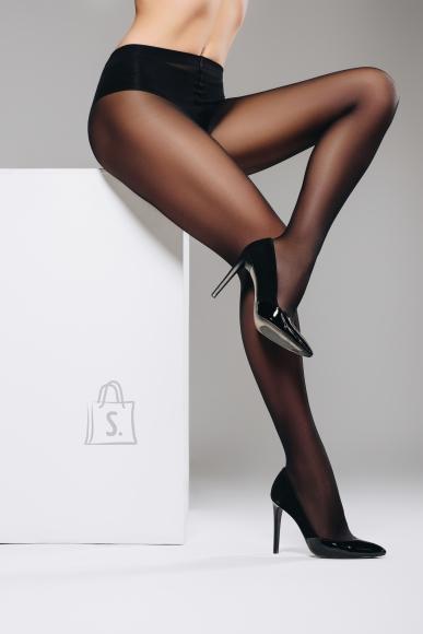 Sokisahtel VIOLA 40DEN pruunid sukkpüksid L