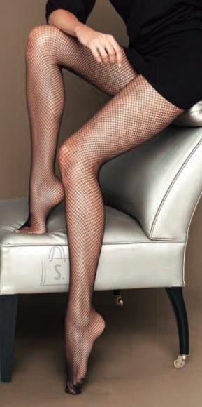 Sokisahtel RETE nahavärvi võrksukkpüksid S/M