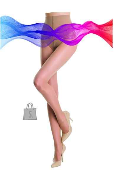 Sokisahtel CONTROL trimmivad naiste mustad sukkpüksid XL