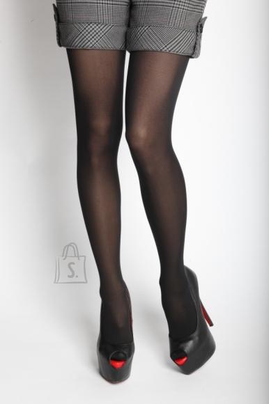 Sokisahtel STIINA musta värvi sukkpüksid S/M