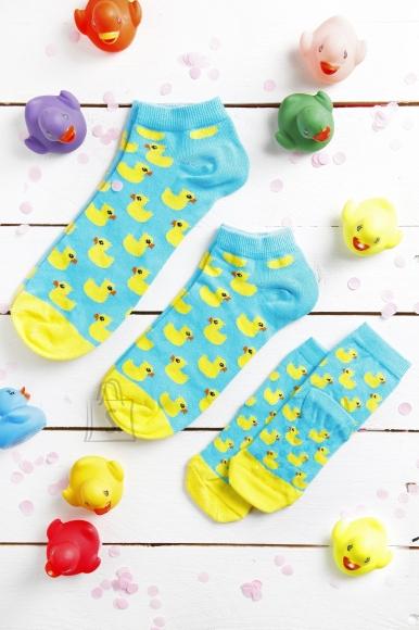 Sokisahtel PARDIRALLI madalate sokkidega kinkekarp perele 3 sokipaariga 0-6 months