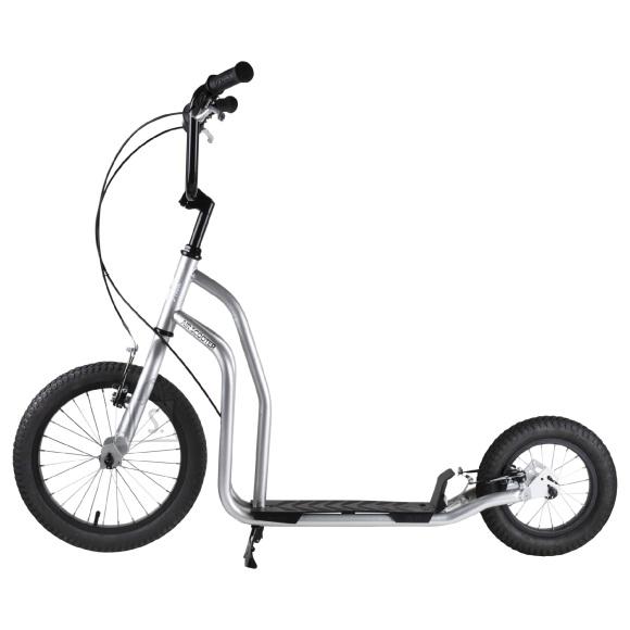 "Stiga Tõukeratas Air Scooter 16"" hõbe"