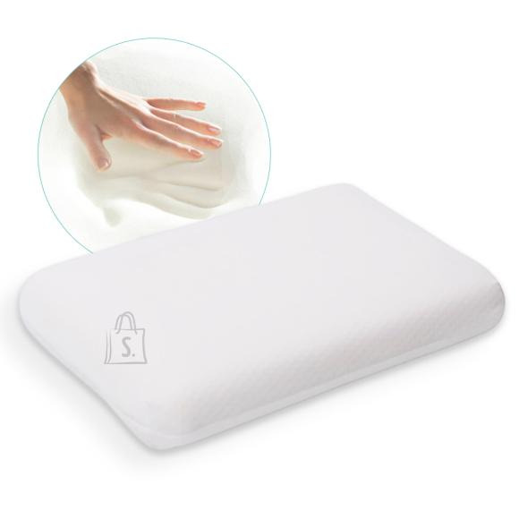 Ortopeediline Padi - geeliga ja mäluvahuga - Fresh Sleep Pillow