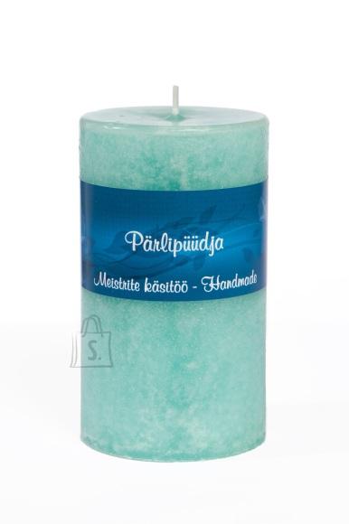 Võhma Valguse Vabrik Käsitöö lõhnaküünal Pärlipüüdja 7x12cm, 65h