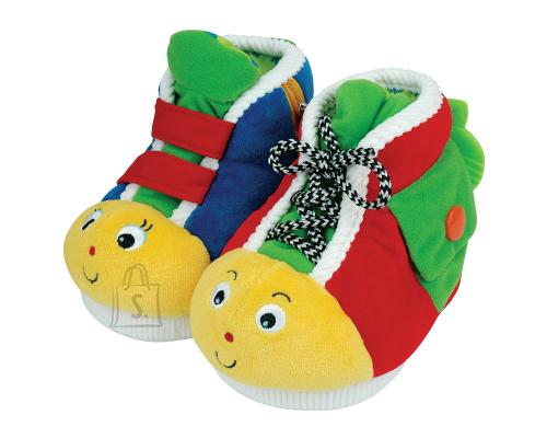 K's Kids õpetavad kingad