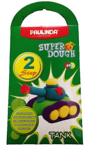 Paulinda voolimisvaha Super Dough Tank