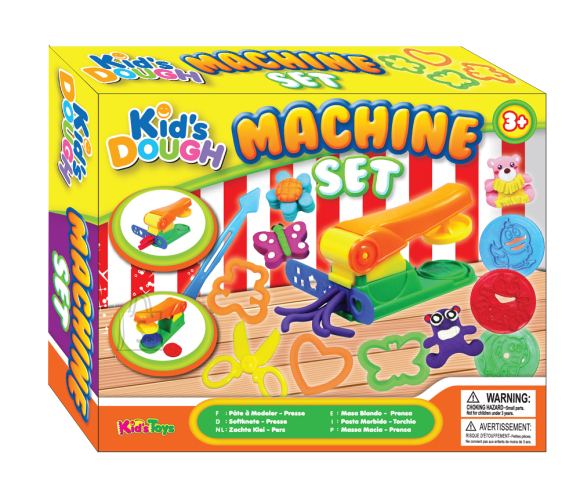 Kid's Dough suur voolimiskomplekt