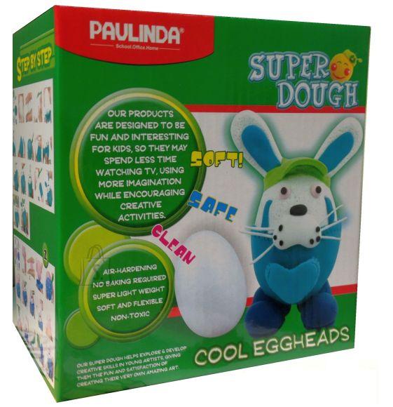 Paulinda voolimiskomplekt Super Dough Lahe Muna