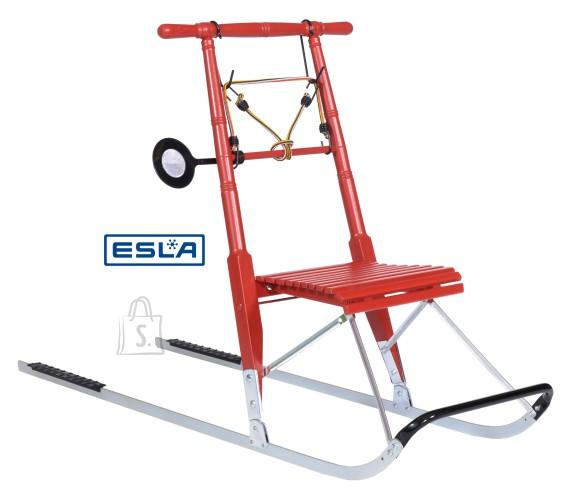 ESLA Tõukekelk Esla P6, punane