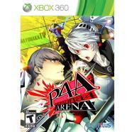 X360 Persona 4 Arena