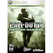 Activision Blizzard X360 CoD 4: Modern Warfare