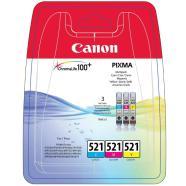 Canon Tindikassett CLI-521 C/M/Y
