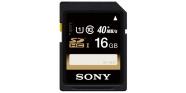 Sony Mälukaart Sony SDHC 16GB (40MB/s)