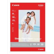 Canon GP-501 A4 läikiv fotopaber 100 lehte