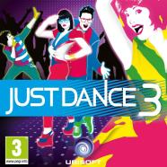 Nintendo Wii mäng Just Dance 3