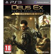 PlayStation 3 mäng Deus Ex: Human Revolution - Director´s Cut