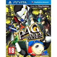 PlayStation Vita mäng Persona 4: Golden