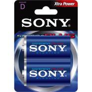 Sony 2 x D patareid Stamina Plus