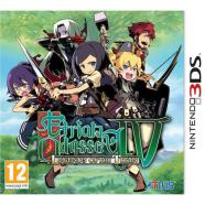 Nintendo 3DS mäng Etrian Odyssey IV: Legends of the Titan