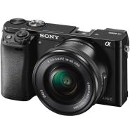 Sony hübriidkaamera α6000 Wi-Fi & NFC