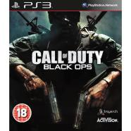 Activision Blizzard PlayStation 3 mäng Call of Duty: Black Ops