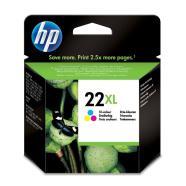 HP tindikassett Nr 22XL