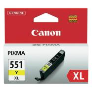 Canon tindikassett CLI-551Y XL