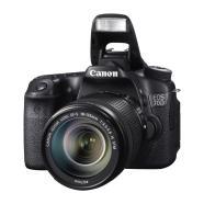 Canon peegelkaamera EOS 70D + EF-S 18-135mm objektiiv