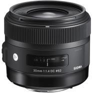 Sigma objektiiv 30/1.4 DC HSM ART