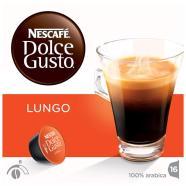kohvikapslid Dolce Gusto Lungo, Nestle
